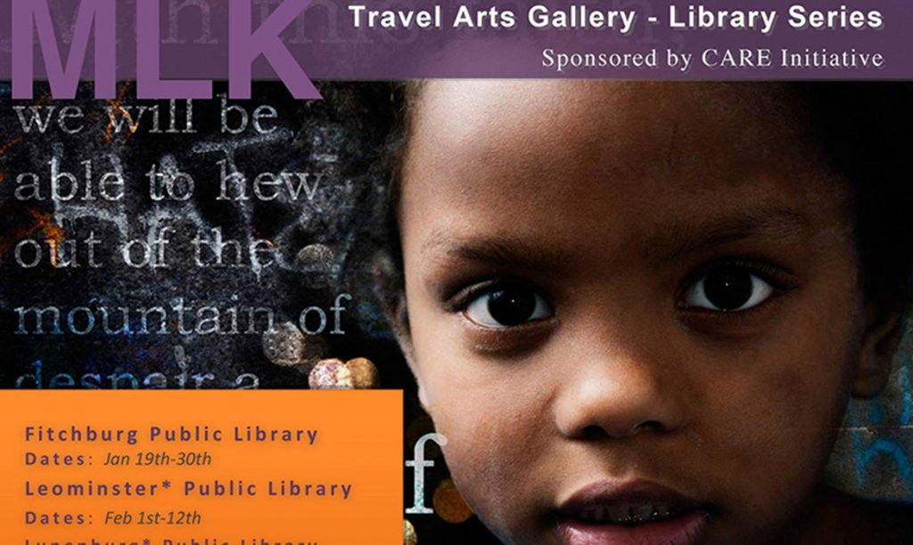 Martin Luther King Travel Arts Gallery 2016